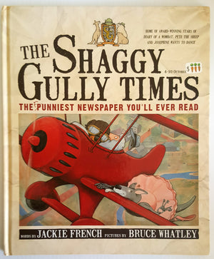 The Shaggy Gully Times (HC)