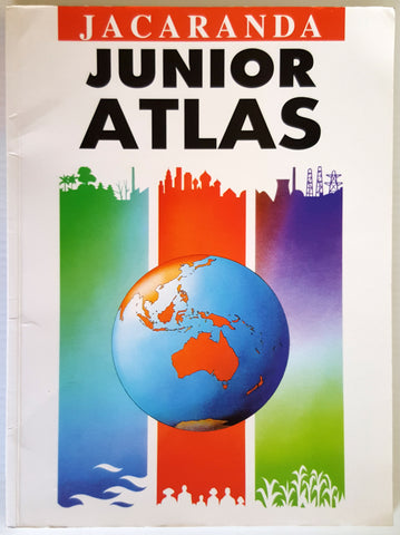 Jacaranda Junior Atlas (Yrs 3-6)