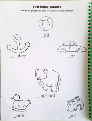 Help with Homework : English (Ages 6 - 8)