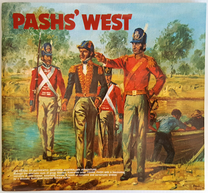 Pash's West -  150 Years of Authentic Western Australian Adventure