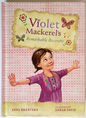 Violet Mackerel's Remarkable Recovery (HC)