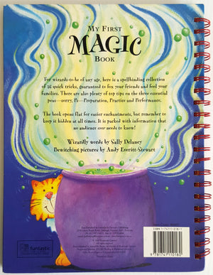 My First Magic Book - 36 Top Tricks for Young Wizards
