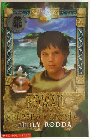 Rowan of Rin - Book 3 : Rowan and the Keeper of the Crystal