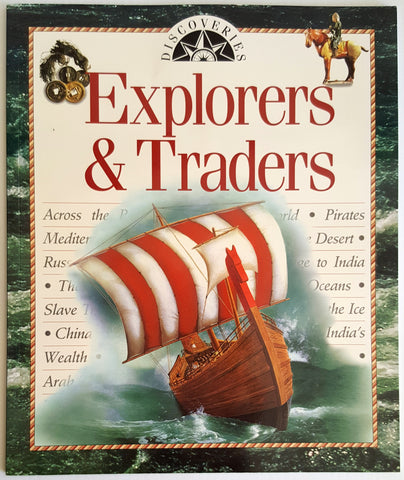 Discoveries : Explorers and Traders