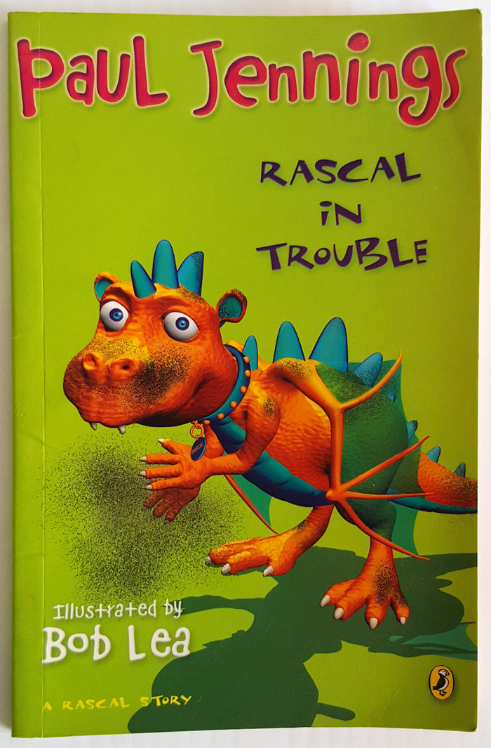 Rascal in Trouble (Pocket Book)