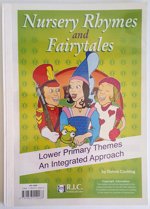 Nursery Rhymes and Fairytales  (Ages 5-7)