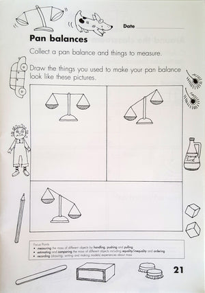 MacMillan Mathematics Children's Recording Book : Level 1c