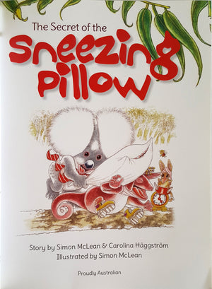 The Secret of the Sneezing Pillow