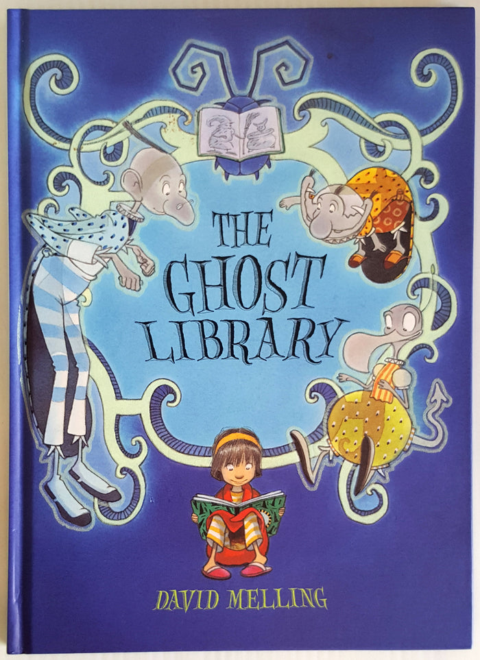 The Ghost Library (HC)