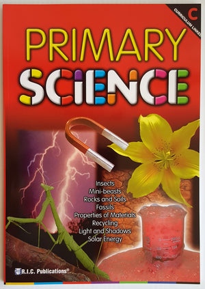Primary Science - Book C (Ages 7-8)