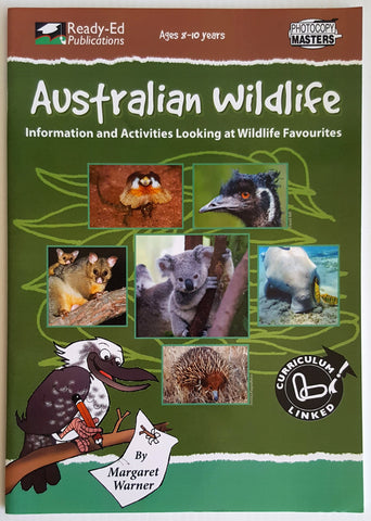 Australian Wildlife - Information and Activities Looking at Wildlife Favourites