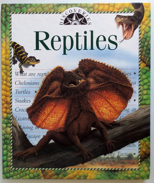 Discoveries : Reptiles (Hardcover)