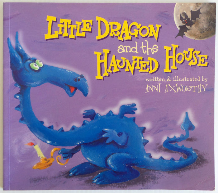 Little Dragon and the Haunted House