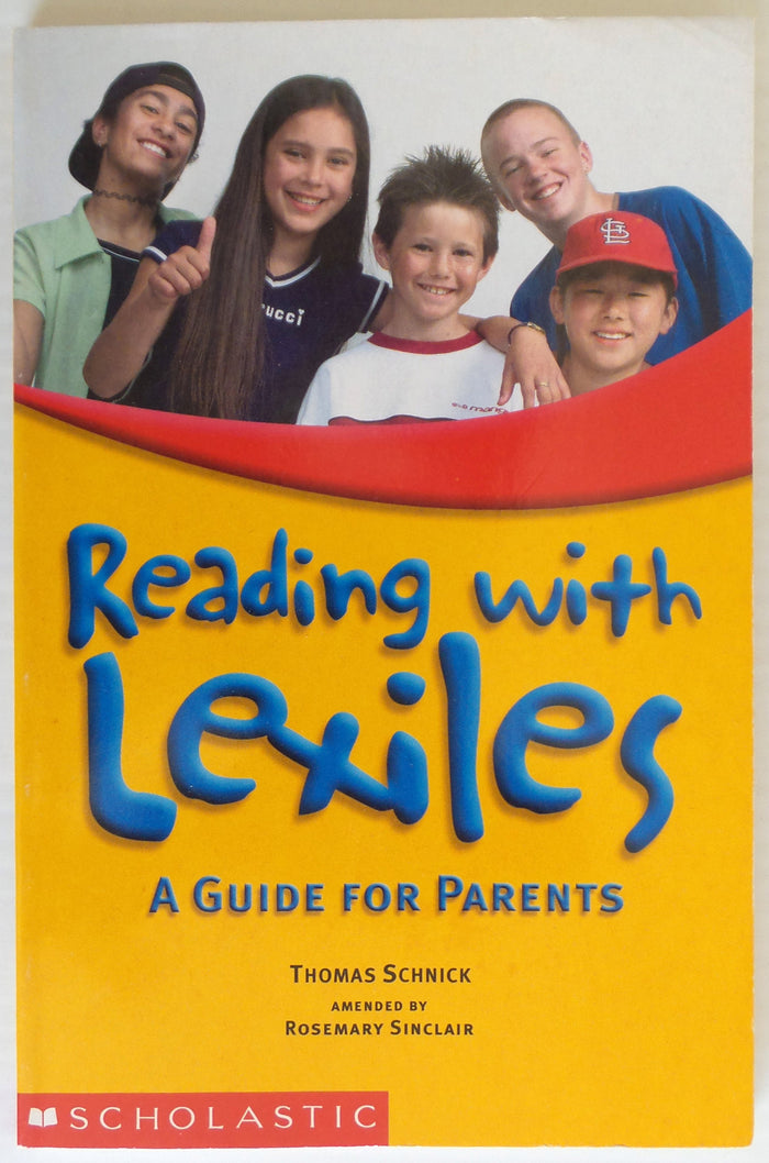 Reading with Lexiles : A Guide for Parents