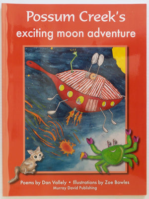 Possum Creek's exciting moon adventure