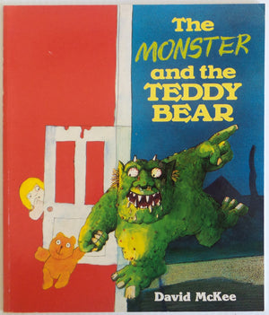 The Monster and the Teddy Bear