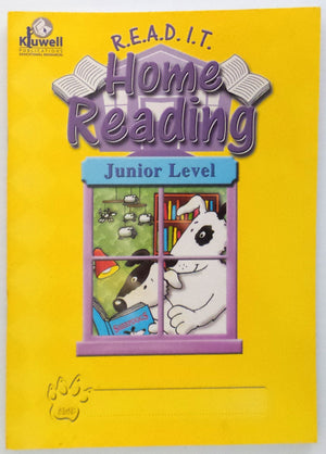 R.E.A.D.I.T. Home Reading (lower level)