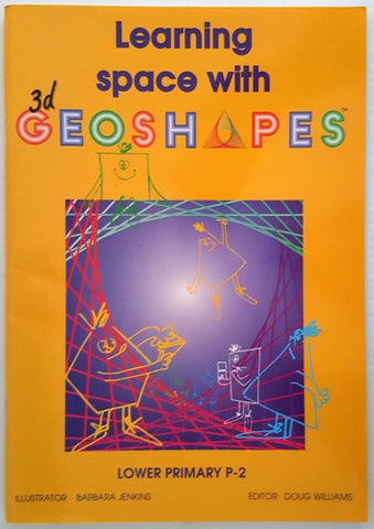 Learning Space with 3d Geoshapes (P-2)
