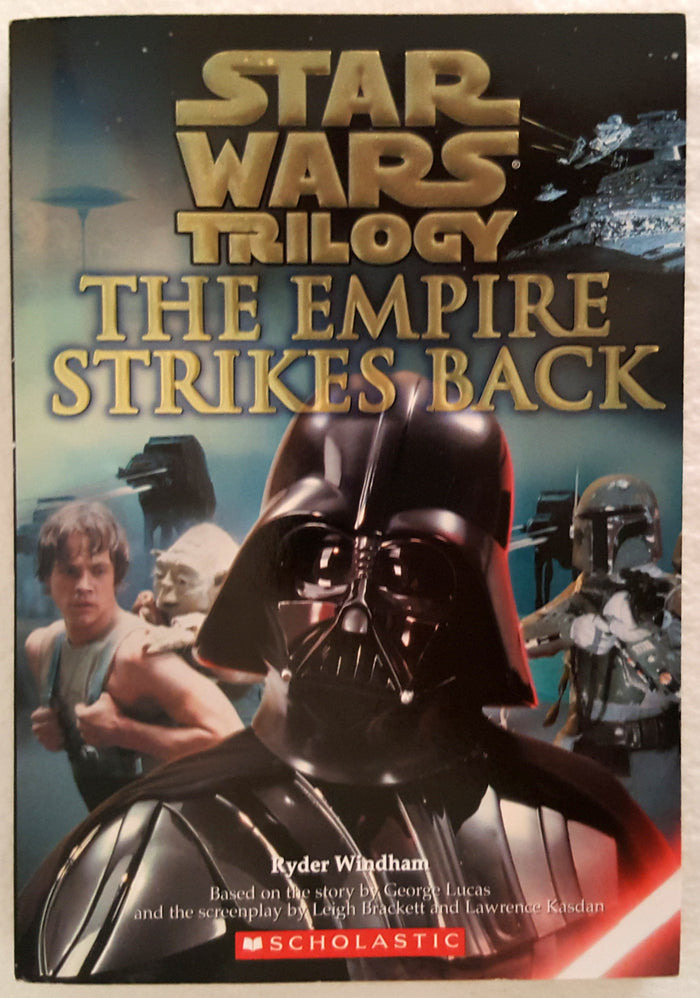 Star Wars Trilogy - The Empire Strikes Back