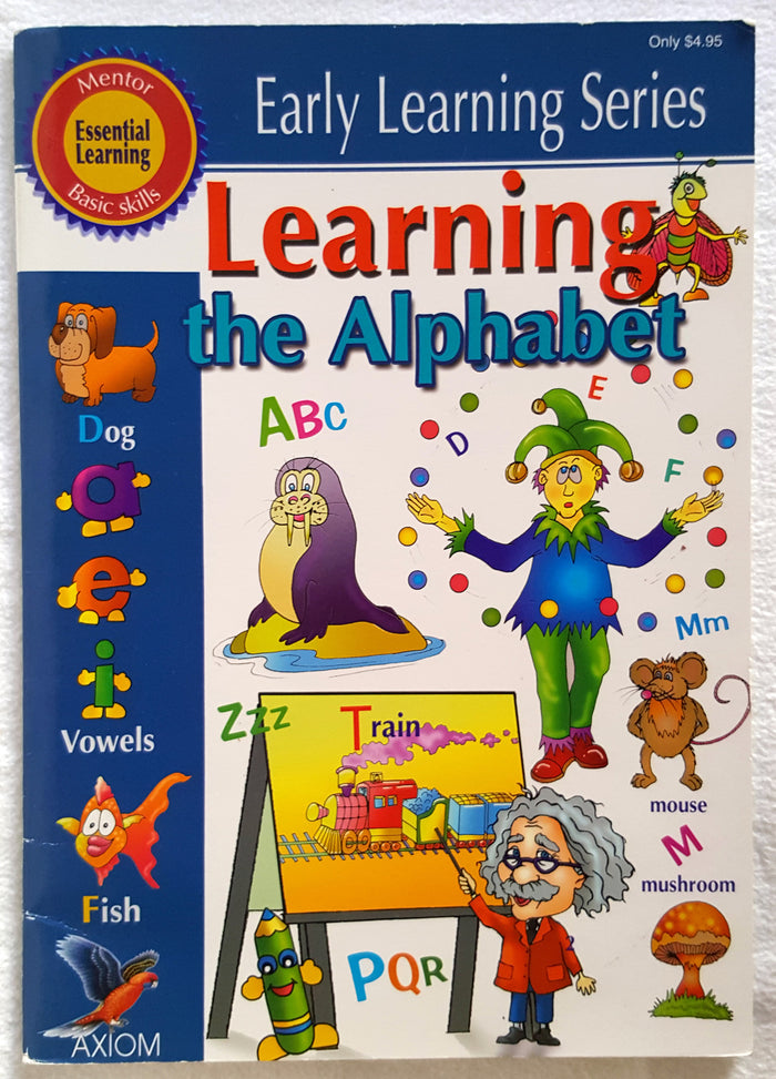 Early Learning Series: Learning the Alphabet