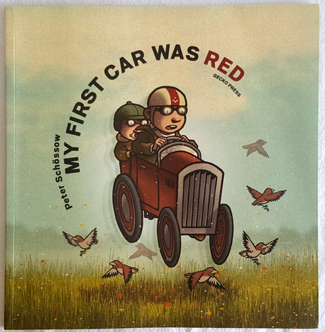 My First Car Was Red