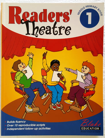Readers' Theatre Book : Middle Primary Book 1