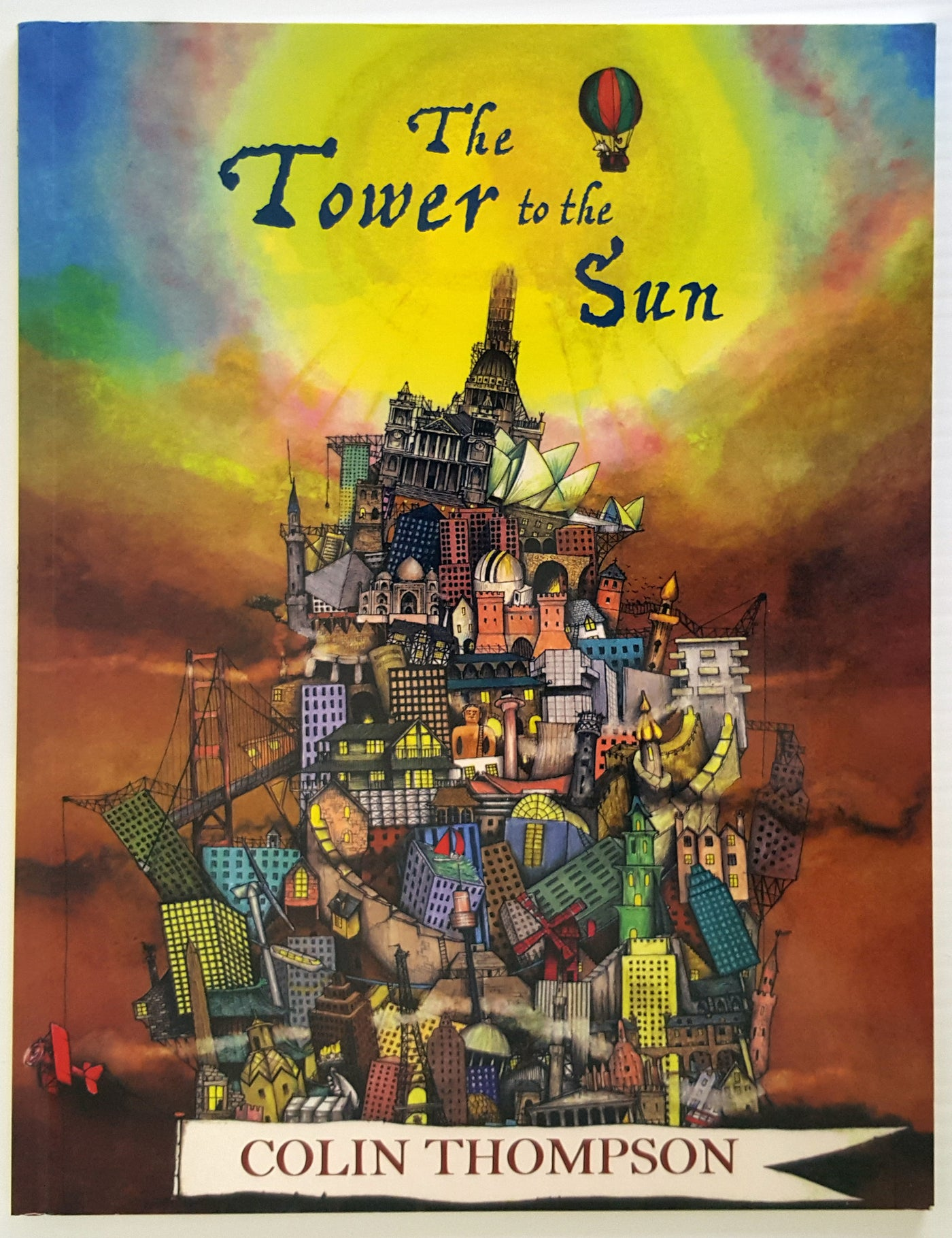 The Tower to the Sun – Thrifty Teachers