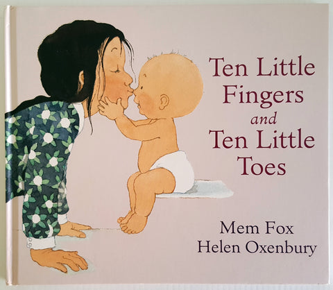 Ten Little Fingers and Ten Little Toes (Hardcover)