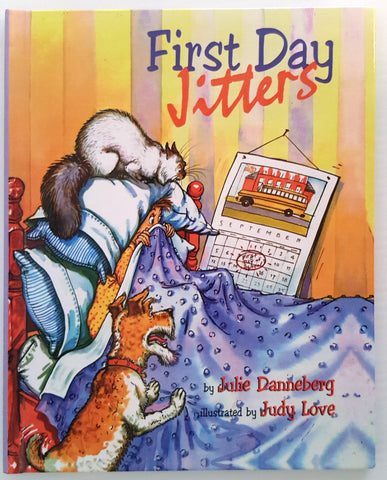 First Day Jitters (Hardcover)