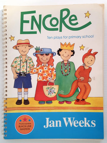 Encore : Ten Plays for Primary School (mid to upper primary)