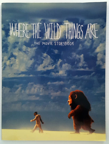Where the Wild Things Are (The Movie Storybook)