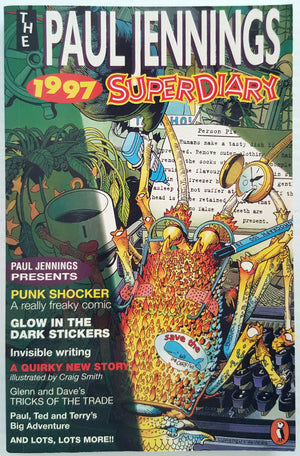The Paul Jennings 1997 Super Diary