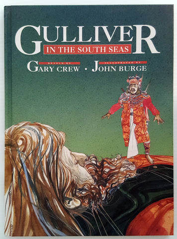Gulliver in the Southern Seas (HC)