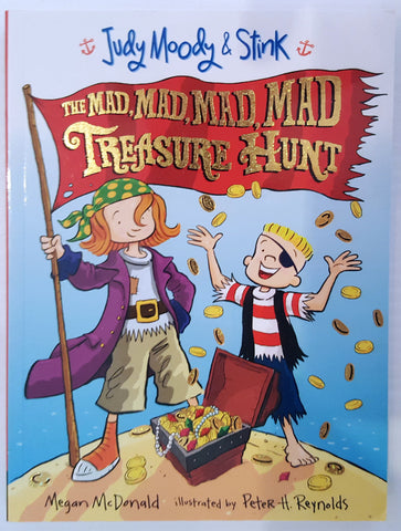 Judy Moody & Stink 'The Mad, Mad, Mad, Mad Treasure Hunt'