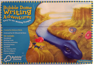 Bubble Dome Writing Adventures : Easy-to-use Writing Prompts (Yr 4-5)