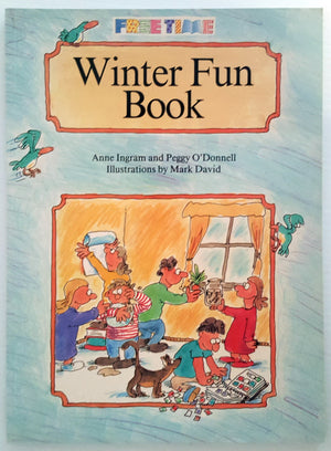 Free Time - Winter Fun Book