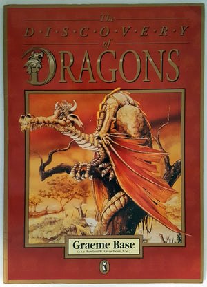 The Discovery of Dragons (Autographed PB)