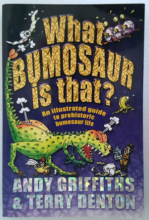 What Bumosaur is that? - An Illustrated Guide to Prehistoric Bumosaur Life