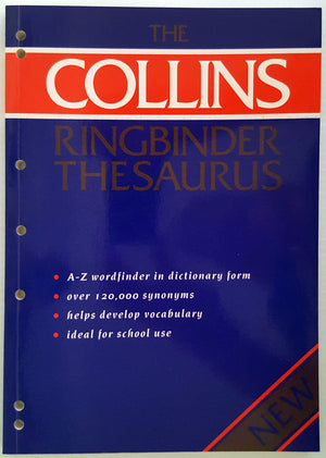 The Collins Ringbinder Thesaurus