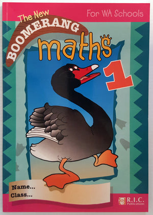 Boomerang Maths for WA Schools 1