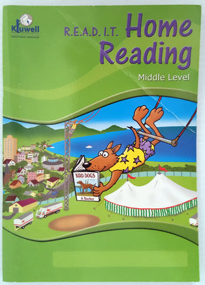 R.E.A.D.I.T. Home Reading (middle level)