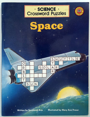 Science Crossword Puzzles : Space