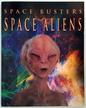 Space Busters Space Aliens