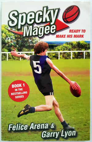 Specky Magee - Ready to Make His Mark