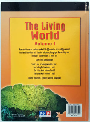 World of Knowledge: The Living World Volume 1