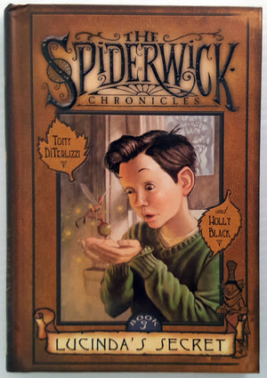 The Spiderwick Chronicles : Lucinda's Secret (Book 3)