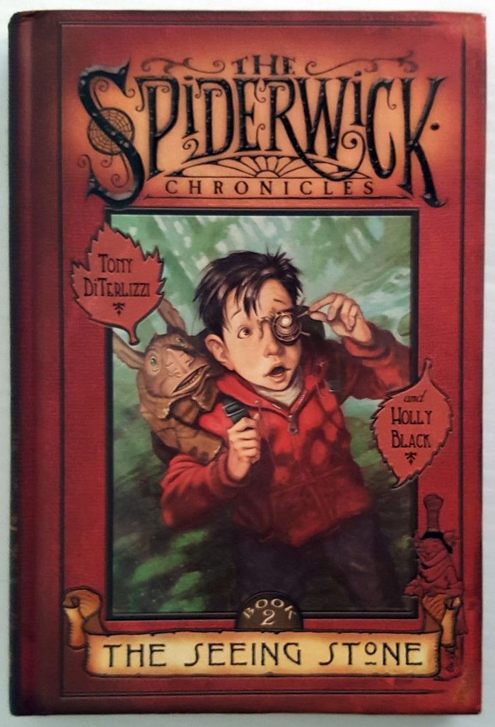 The Spiderwick Chronicles: The Seeing Stone (Book 2)