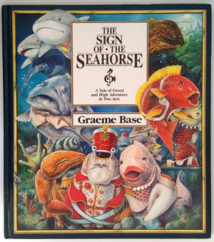 The Sign of the Seahorse (Large HC)