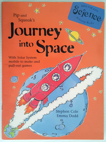 Pip & Squeak's Journey into Space