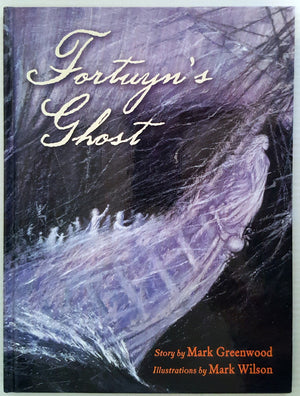 Fortuyn's Ghost (inscribed)